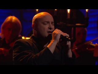 Disturbed - the sound of silence (live at conan o'brien show) (2016)