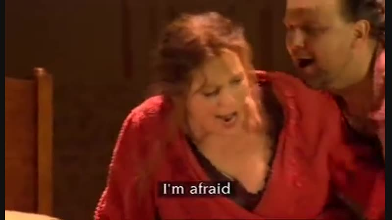 Lady Macbeth by Shostakovich performced by Tomlinson and Ventris