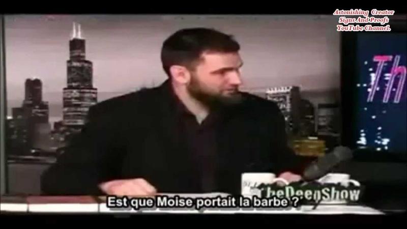 Vidéo chocgrand pasteur converti à lIslam(discours français)
