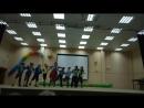 2 смена 2018 6 отряд Танцы с вожатыми