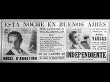 ANGEL D'AGOSTINO - ANGEL VARGAS - ESTA NOCHE EN BUENOS AIRES - TANGO - 1944