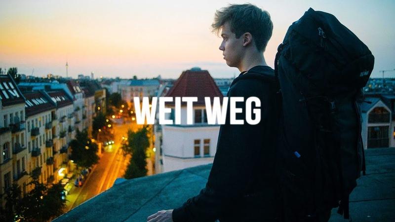 WEIT WEG - JANNIK BRUNKE (Offizielles Video)