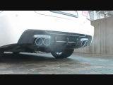 BMW 335I Hartge Exhaust  HARTGE 18 92 0335 J S.S. (axel-back)