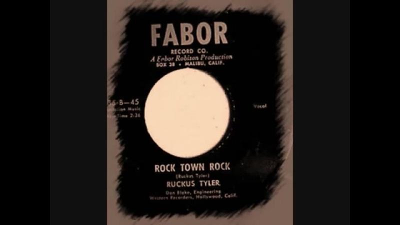 Ruckus Tyler - Rock Town Rock