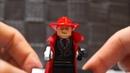 Ну че, пацаны, аниме? Custom Lego anime Hellsing minifigure vampire Alucard