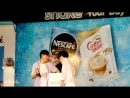 180506 Krist Singto NesCafe Shake Shake Your Day at Siam Square One