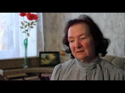 Свидетельствует о Холокосте Людмила Волошина