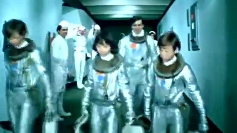 Фрагменты из фильма - Большое космическое путешествие.