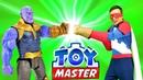 Шоу Той Мастер Супергерои Мстители против Таноса
