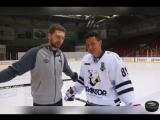 Стас Ярушин вызывает на челлендж Сергея Бобровского грозится забить ему 2 буллита из 10