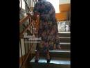 Бабушке тяжело подниматься по лестнице 19 6 2018 Ростов на Дону Главный