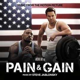 Steve Jablonsky альбом Pain & Gain
