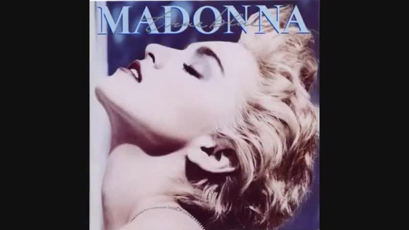 Madonna - True Blue (12'' Inch. The Full Extended Version And Edit.) By Sire Records Inc. Ltd. Video Edit.