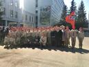 День призывника на базе 27 мотострелковой Севастопольской Краснознаменной бригады