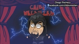 Chibi Wrestlers - The Talent Show #06 ft. The Undertaker (WWE Parody)