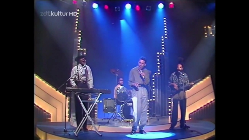 Bad Boys Blue - Hungry For Love (ZDF Hitparade, 12.07.1989)