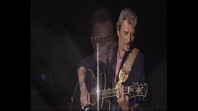 Johnny Hallyday - Quelque Chose de Tennessee aux Vieilles Charrues