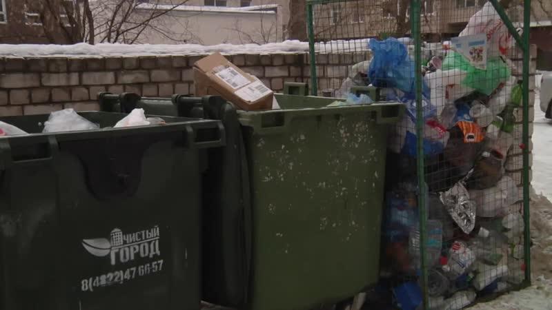 Команда молодых активистов проверила мусорные площадки Твери