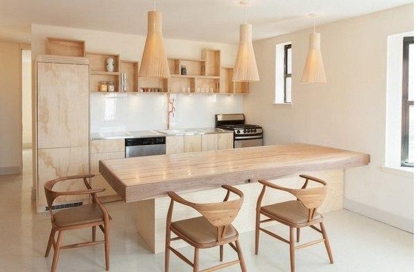 Кухня. Эко-стиль