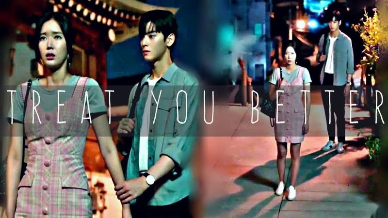 Mi rae kyung seok ● treat you better