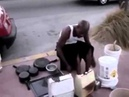 The Most Amazing Street Drummer Ever!