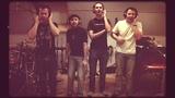 Animales Ingratos studio session
