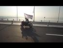Kawasaki H2R World Record 400 km h in 26 sec