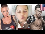 MMA fighter War Machine beats adult-film actress Christy Mack in her Las Vegas home
