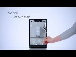Автоматическая кофемашина Melitta Caffeo Solo Perfect Milk
