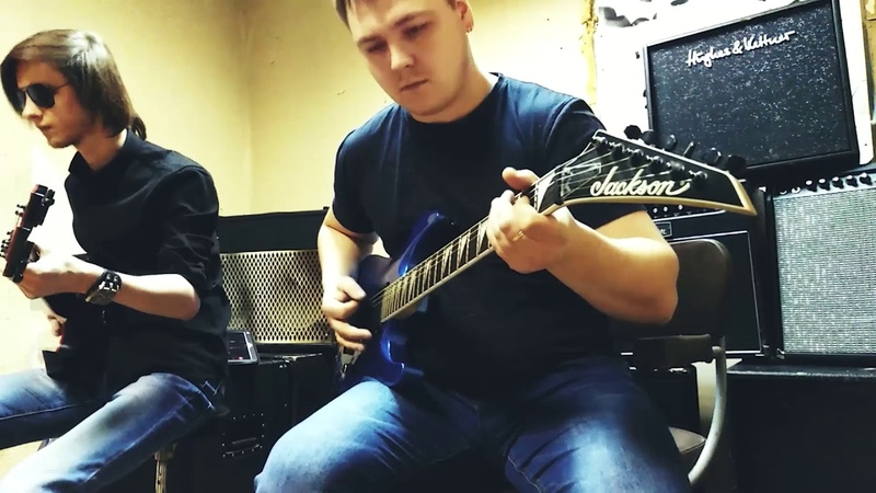 Bullet For My Valentine–Tears Don t Fall ( Instrumental Cover ) Guitar Cover