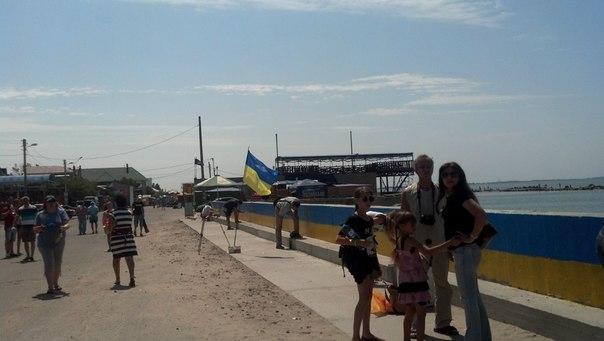 """Азовское побережье полностью под контролем, - батальон """"Азов"""" - Цензор.НЕТ 1865"""