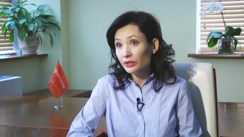 Страховая компания Согласие, интервью с Майей Тихоновой, генеральным директором