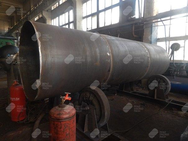 Резервуары горизонтальные стальные РГС-П1-5