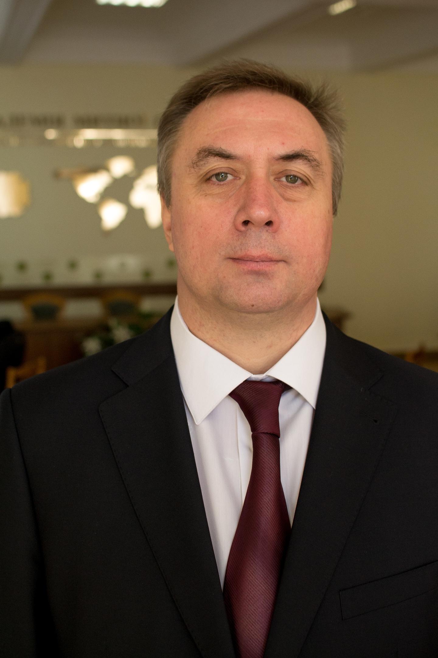 Валерій Михайлович Дрешпак