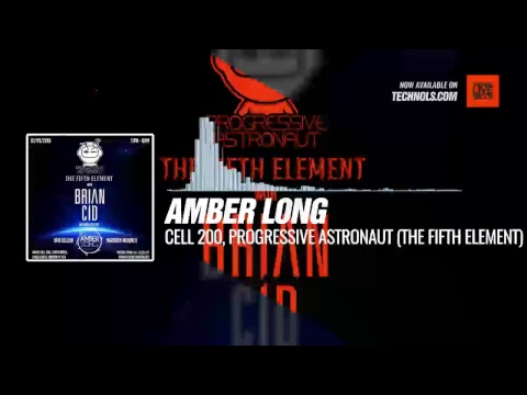 Amberlongsays - Cell 200, Progressive Astronaut (The Fifth Element) Periscope Techno music