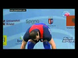 Беджанян Давид - толчок на Чемпионате Европы 2013