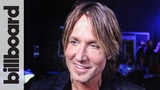 Keith Urban Reacts to Winning Entertainer of the Year CMAs 2018