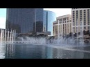 Танцующий фонтан Bellagio в Лас-Вегасе