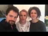 Данила Козловский, Ксения Раппопорт и Саша Даль приглашают на Забег Добрых Дел