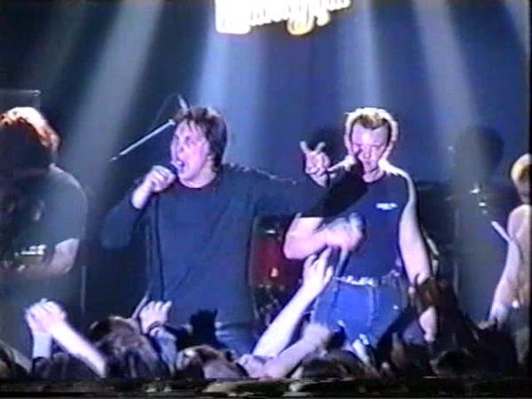 Король и Шут - Клуб Спартак, Санкт-Петербург 20.04.2001
