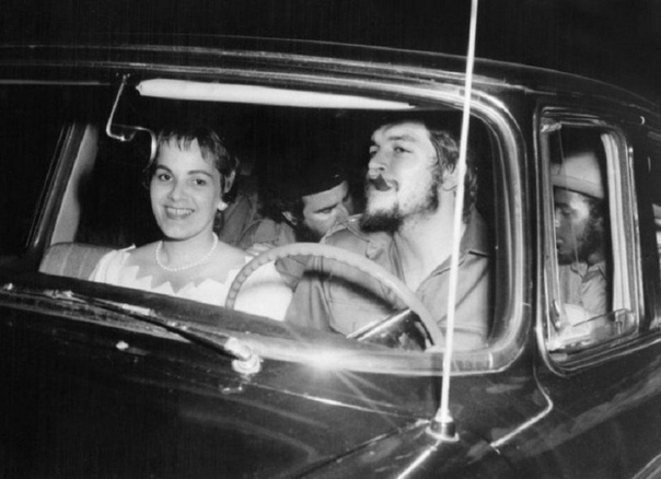 Свадьба Эрнесто Че Гевара 1959г.