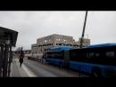 Nu ser det ut så här på Selma Lagerlöfs torg Fredagen den 4 maj