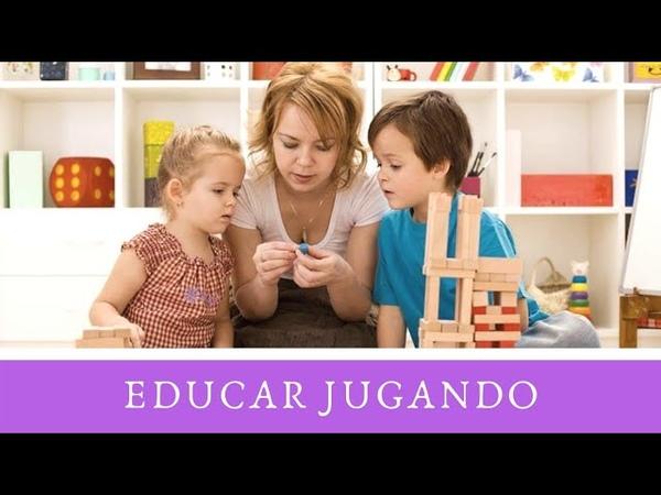 Psicología infantil Educar jugando 1