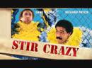 Буйно помешанные  Баламуты  Stir Crazy. 1980. 1080p. Перевод Юрий Товбин. VHS