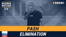 Pash from Russia Men Elimination 5th Beatbox Battle World Championship