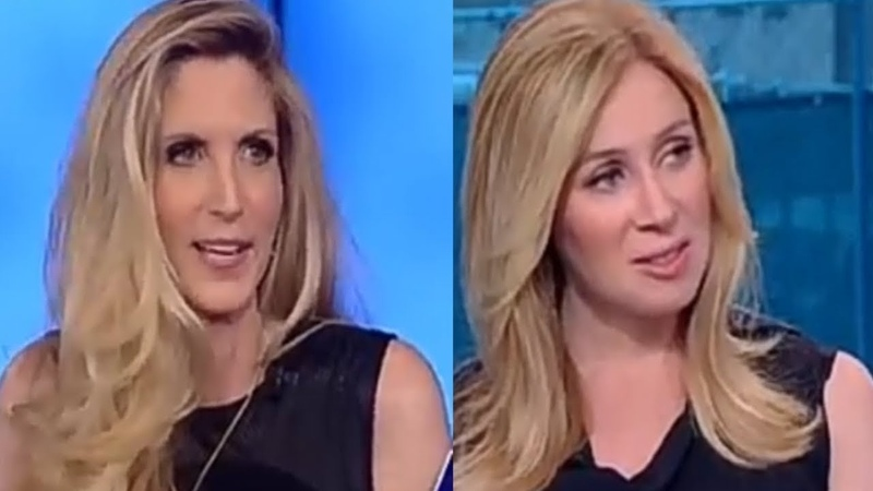 EPIC! Host Confronts Ann Coulter Gets SPEECHLESS on Immigration