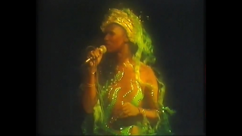 Boney M - Never change your loved ones in the middle of the night...