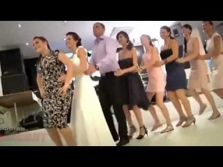 The Amazing Wedding Dance - Penguin Dance - DANSUL PINGUINULUI Youtube