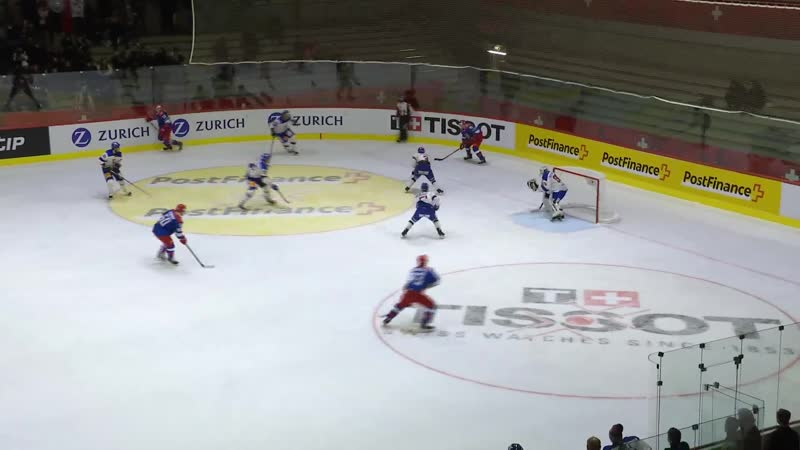 Кубок Люцерна. Россия (олимп.) — Словакия - 2-1