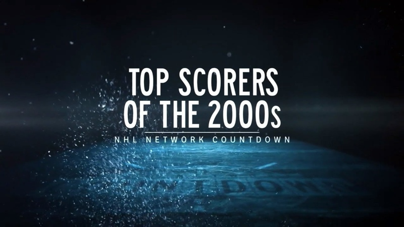 NHL Network Countdown: Top Scorers of the 2000s